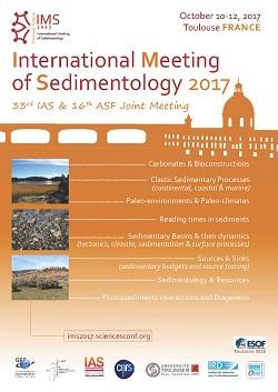 International Meeting of Sedimentology