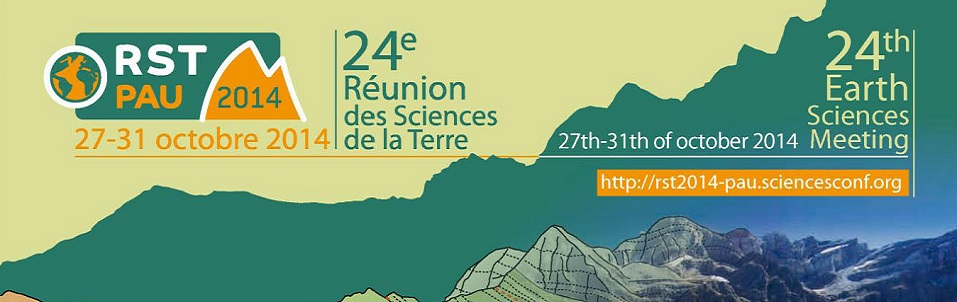 Venez à notre rencontre sur le stand 23 lors RST qui se tiendra à Pau du 27 au 31 octobre 2014.