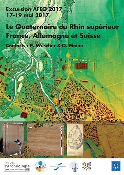 Excursion de l'AFEQ CNF-INQUA : Le Quaternaire du Rhin supérieur – France, Allemagne et Suisse