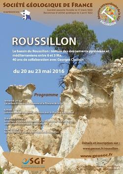 Roussillon 2016 - Réunion extraordinaire de la SGF