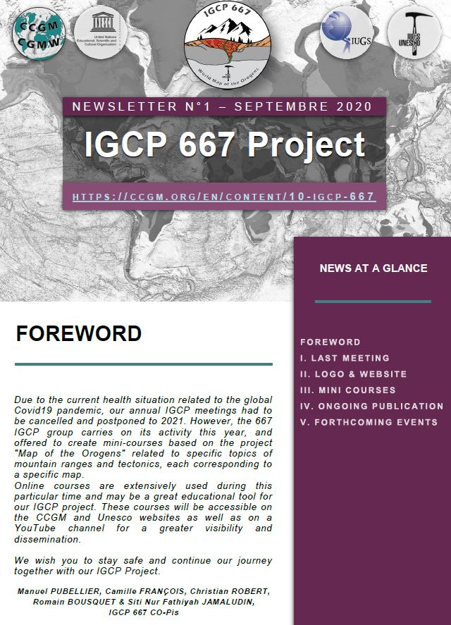 IGCP667