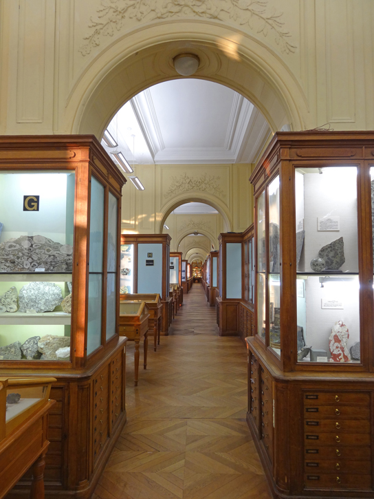714 Enfilade1 Musee MINES ParisTech Gaillou
