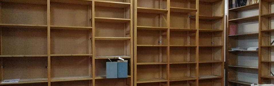 En raison des travaux de rénovation, la bibliothèque de la SGF sera fermée à partir du 06 février 2020 pour plusieurs mois.