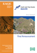 Fourth International Conference on Fault and Top Seals / Almería