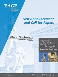 International Conference and Exhibition on Near Surface Geoscience / Athens